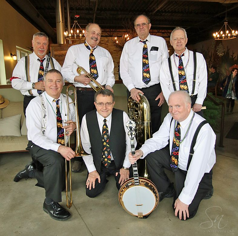 The River Rogues Jazz Band